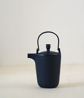 Sankaku Teapot Designed by Hisao Iwashimizu Made in Japan