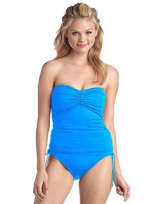 Tommy Bahama Orange One-Piece Swimsuit 4