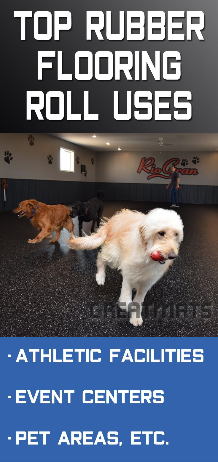 Rubber Flooring Rolls 3 8 Inch 25 Ft Black Stocked Dog Training Rolled Rubber Flooring Pet Area