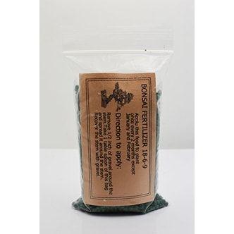 Slow Release Bonsai Fertilizer Pellets, Green (Stainless Steel), Gardening