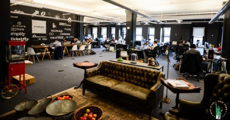 nice 99+ Co-working Space Design Ideas for Startup Office http://www.99architecture.com/2017/03/03/99-co-working-space-design-ideas-startup-office/