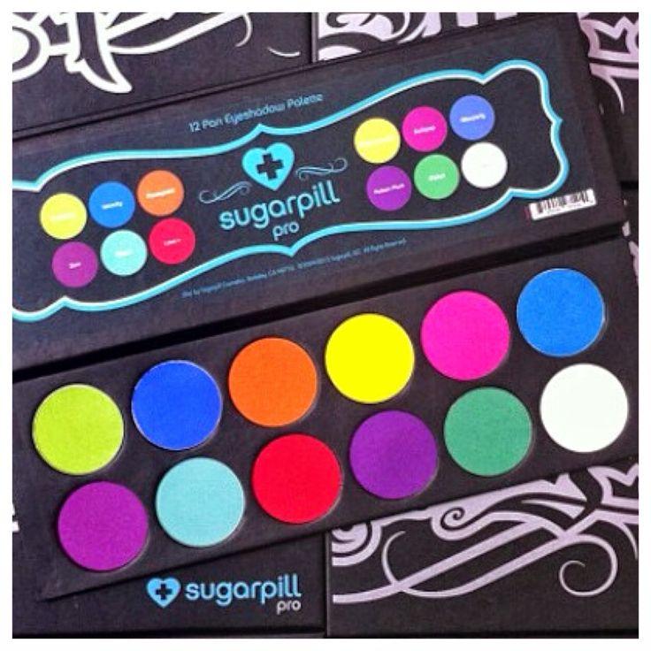 Sugarpill Pro Palette