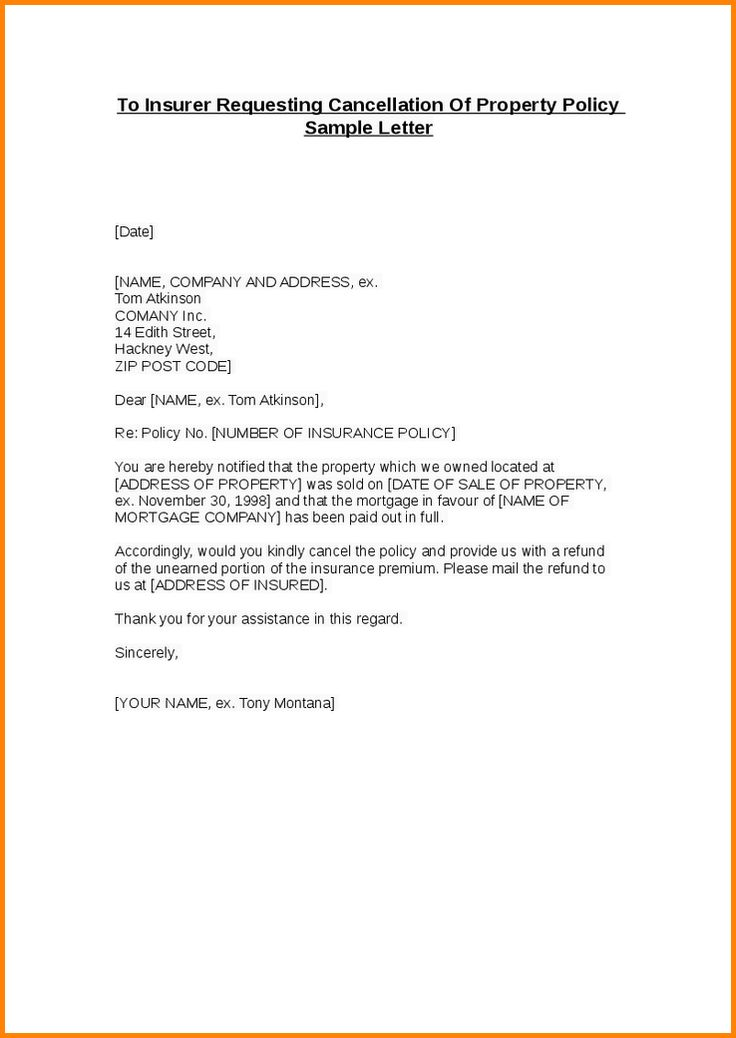 The 25+ best Professional letter format ideas on Pinterest - free termination letter