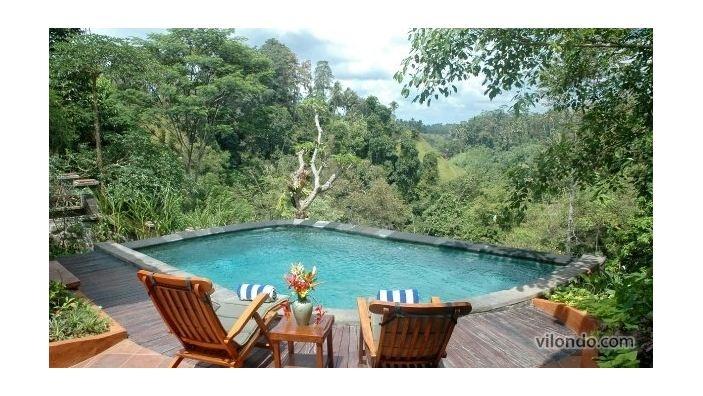 Luxury for 4 in Ubud, Bali