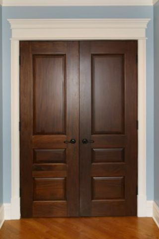 Search for our thousands of Interior Wood Doors available in a variety of designs styles and finishes. & Best 25+ Brown interior doors ideas on Pinterest | Brown doors ... pezcame.com