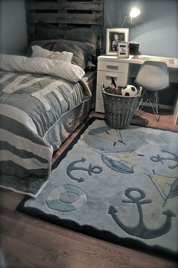 Cute little boys room!