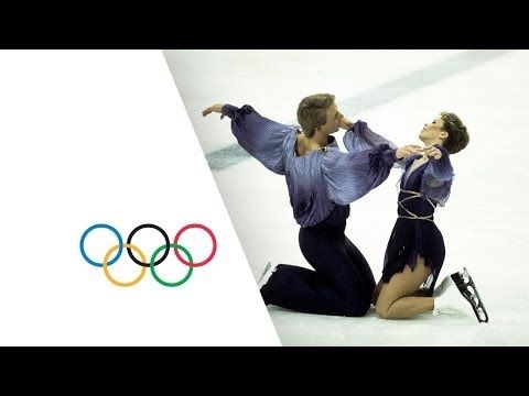 Torvill & Dean Win Gold - Sarajevo 1984 Winter Olympics - YouTube