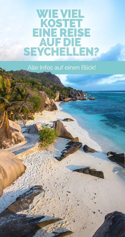 Wie viel kostet eine Reise auf die Seychellen? In diesem Beitrag verrate alle Infos & Kosten (inkl. Kostenübersicht für eine 2-wöchige Reise).