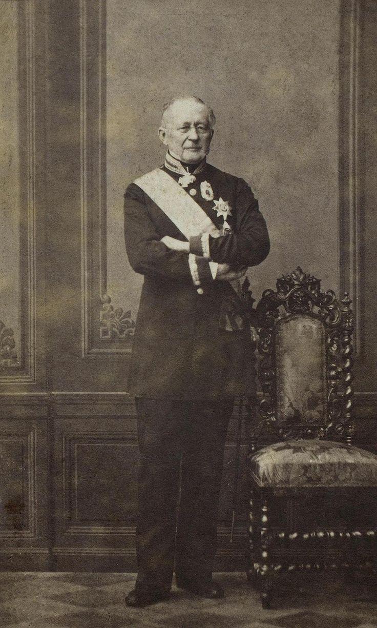 Портрет князя Александра Михайловича Горчакова