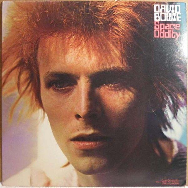 David Bowie (1969) Space Oddity - купить виниловые пластинки в Украине
