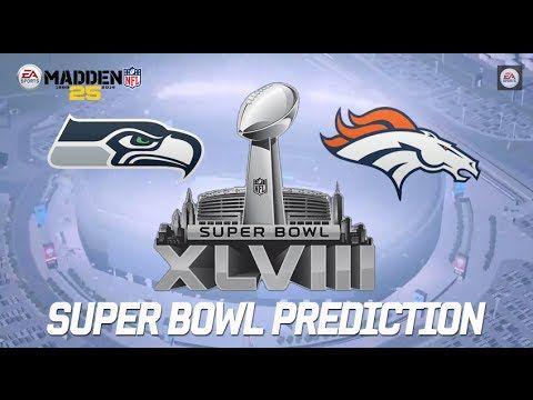 Super Bowl Predictions: Seahawks vs. Broncos in 2014 Super Bowl