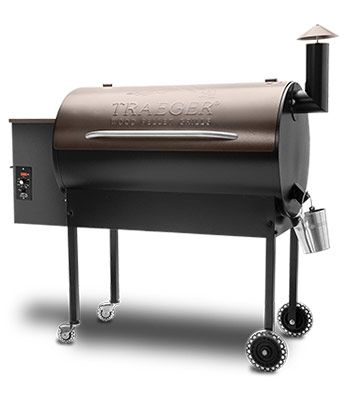the BEST smoker/grill ever!!!  Traeger Texas Elite