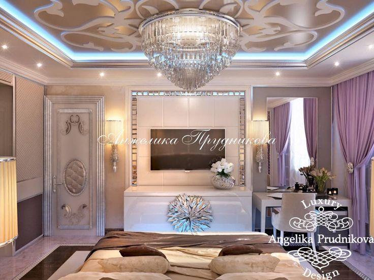 Дизайн квартиры в стиле арт-деко в ЖК «Эдельвейс». Фото интерьеров - фото