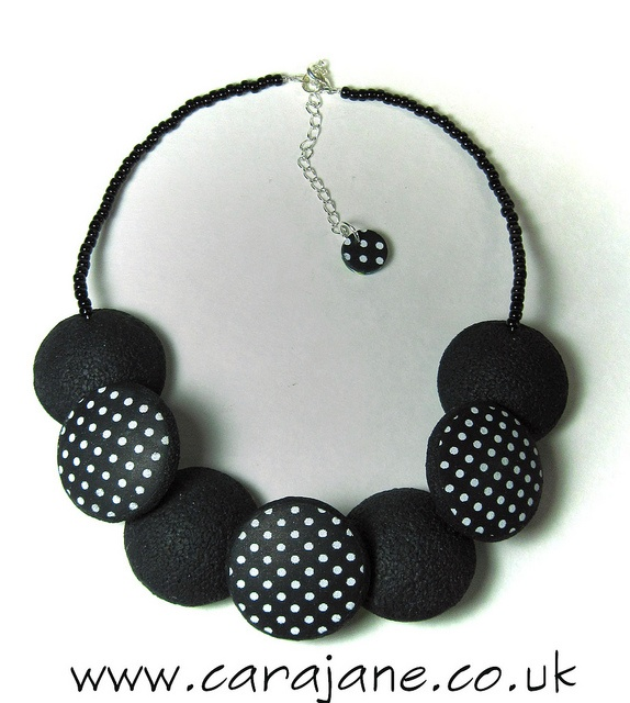 Cara Jane Alison Lentil necklace side 2 by Cara Jane Contemporary Jewellery, via Flickr