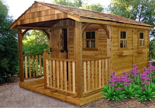 she sheds Garden Shed Design and Plans SheShed