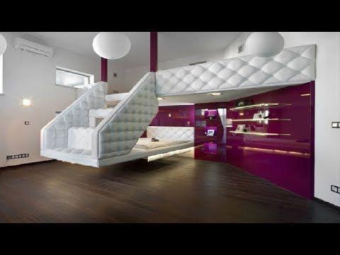 Idee Per Risparmiare In Casa.Idee Impressionante Per Risparmiare Spazio In Casa 4 Youtube