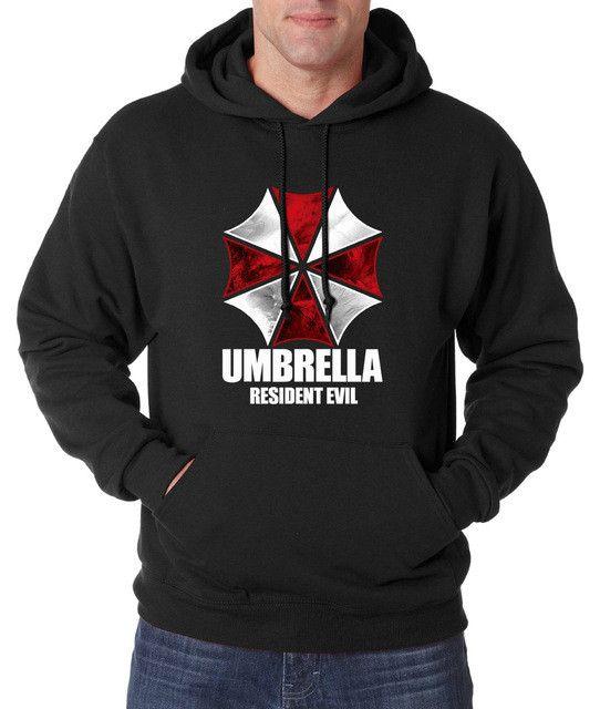 Resident Evil Umbrella Hoodie