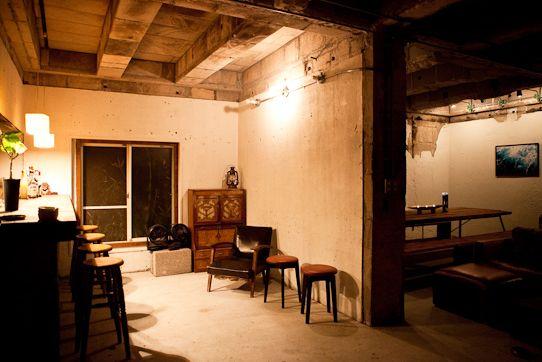 カフェ+宿 saro(サロー) カフェスペース