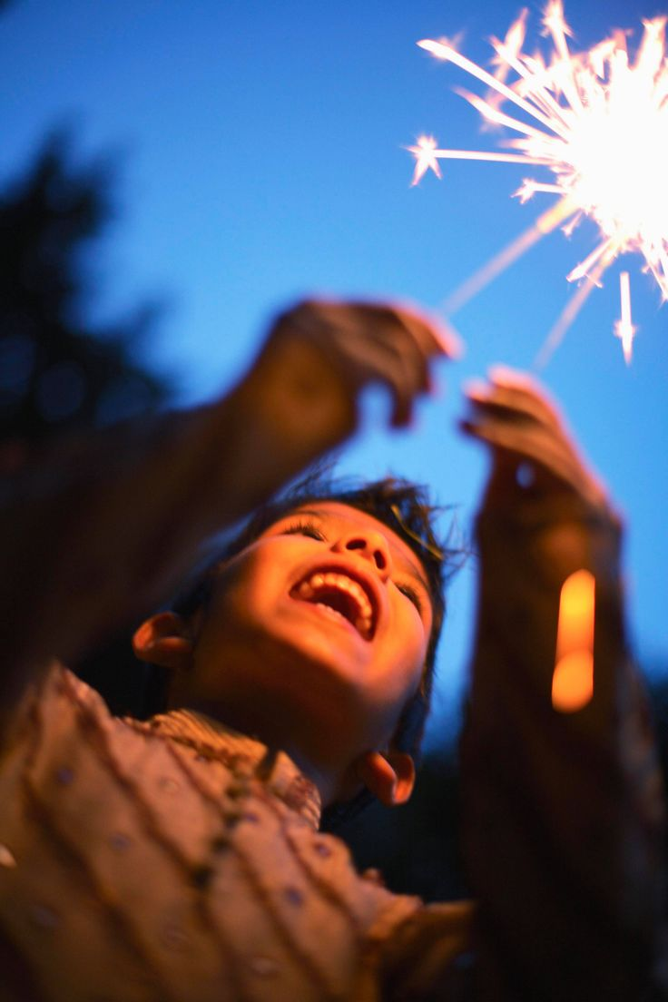 Sparklers can burn at 2,000 degrees Fahrenheit and routinely cause the most injuries of any firework.