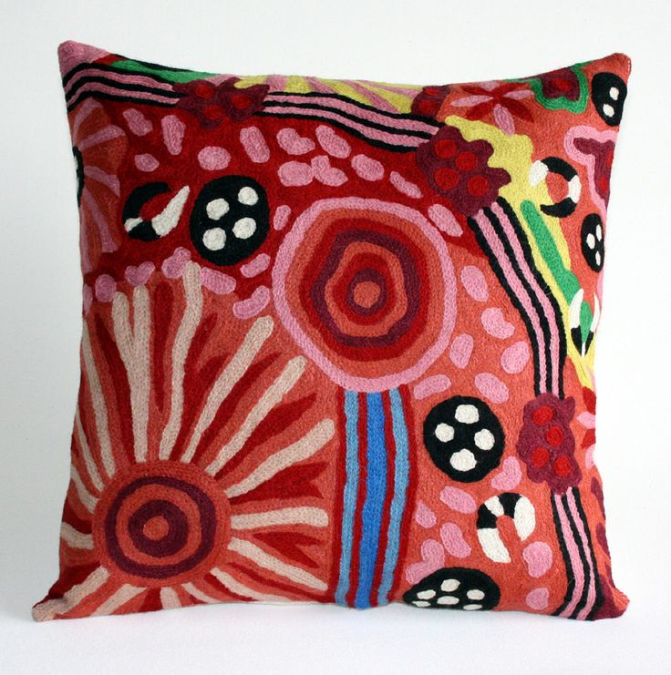 Cushion Cover Wool 16in (40cm) - DYM975
