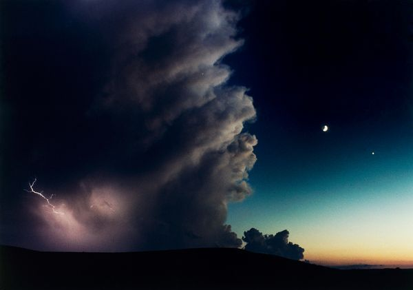 Approaching Storm, Kansas  Photograph by Joel Sartore, National Geographic