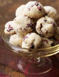 Cherry jubilee cookies ... yum