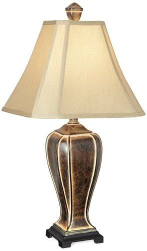 Save $ 45.04 ! Buy a Desert Crackle Transitional Table Lamp now and save off the