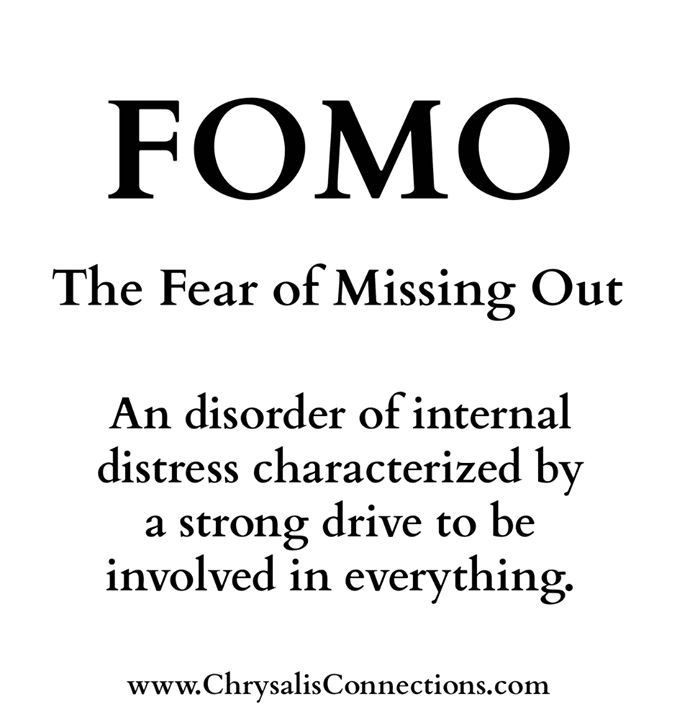 "Do you suffer from FOMO? Fear Of Missing Opportunities?  ""Live life then with a due sense of responsibility not as men who do not know the meaning and purpose of life but as those who do. Make the best use of your [opportunities] despite all the difficulties of these days. Don't be vague but firmly grasp what you know to be the will of God."" Ephesians 5:15-16  (1) Prioritize Gods Presence: ""Whether you turn to the right or to the left your ears will hear a voice behind you saying This is the…"