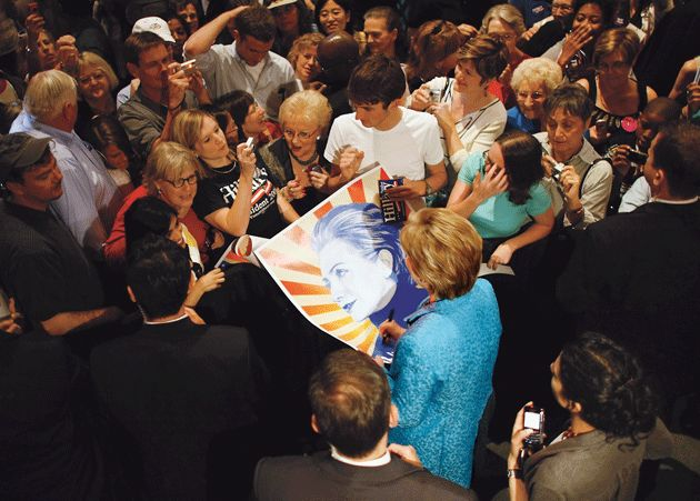 "Harper's Magazine: 11-20-2014 - ""Stop Hillary! Vote no to a Clinton dynasty"""