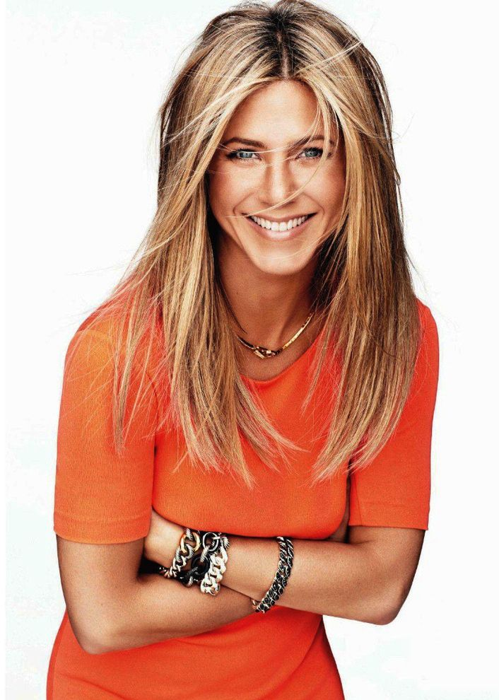 JENNIFER ANISTON    I know most aren't fond of her, I think she is gorgeous and quite funny.