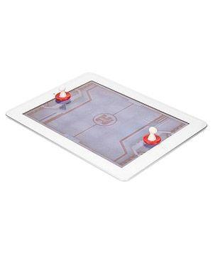 iPad airhockey