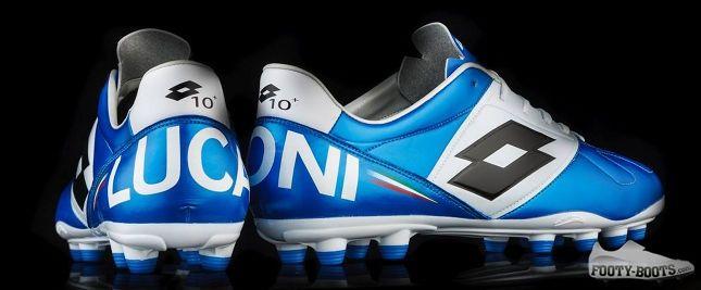 Lotto Stadio Potenza - Luca Toni 10+ - Heel