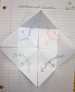 Decimal Operations Foldable: Decimal Operation, Classroom Math, Math Notebooks, Journals Ideas, 5Th Grade, Decimal Foldable, Decimal Math, Journals Sunday, Math Journals