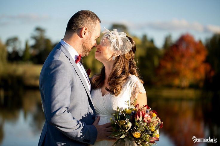 Leyla and Cameron's Autumn Wedding at Bendooley Estate, Berrima.