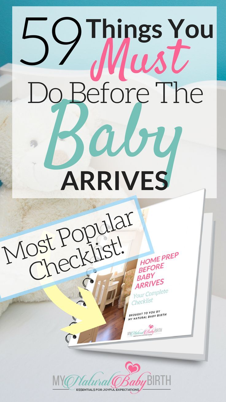 59 Things You Must Do Before Baby Arrives | pregnancy preparation, nesting instinct, pregnant and waiting, motherhood, newborn baby essentials, pregnancy checklists.