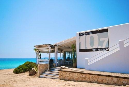 Chiringuito 10.7 (#Formentera)