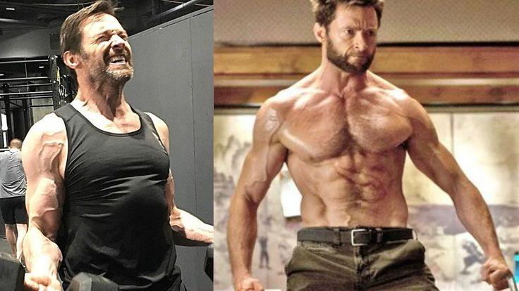 The Wolverine Diet/Workout