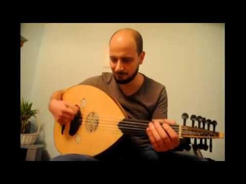 Çeçen Kızı - oud Alexandru Stoica - Anton Pann Ensemble