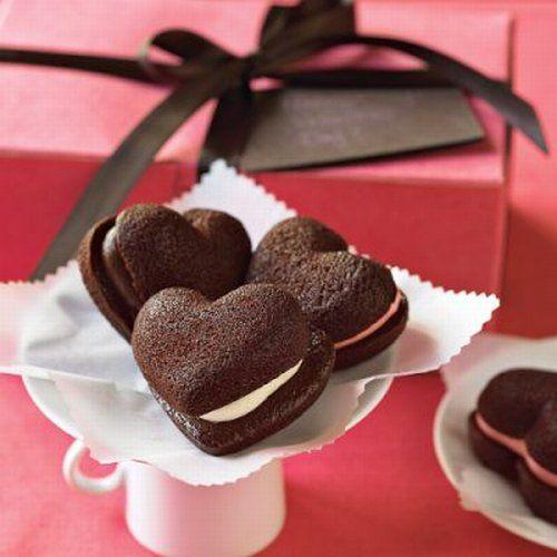 Ricetta biscotti di San Valentino