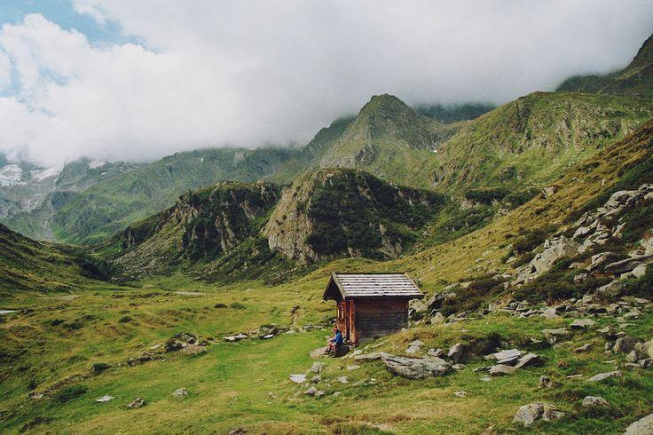 tyrol  passeiertal  timmelsjoch
