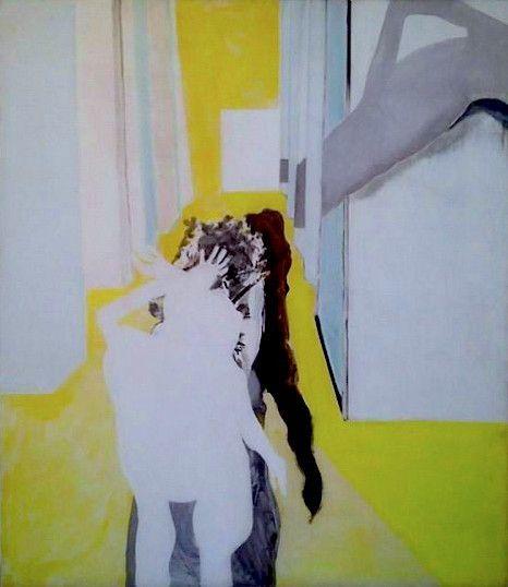 Teresa Pagowska, Wnetrze on ArtStack #teresa-pagowska #art