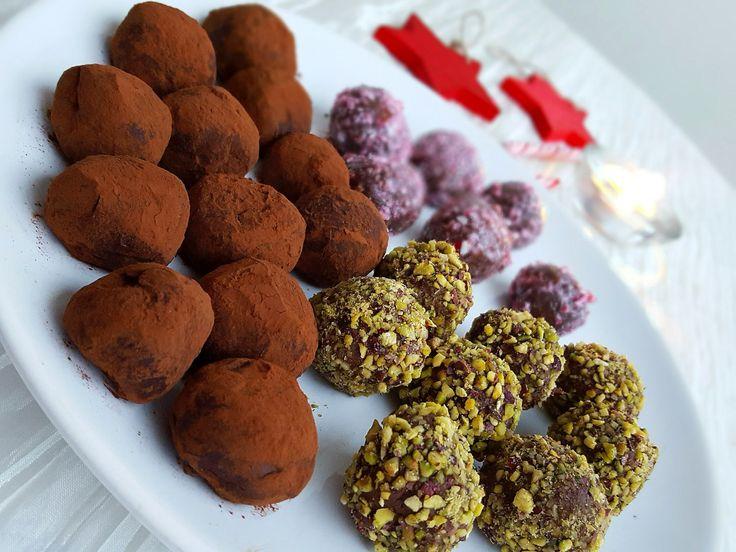Chokladtryffel- endast 4 ingredienser