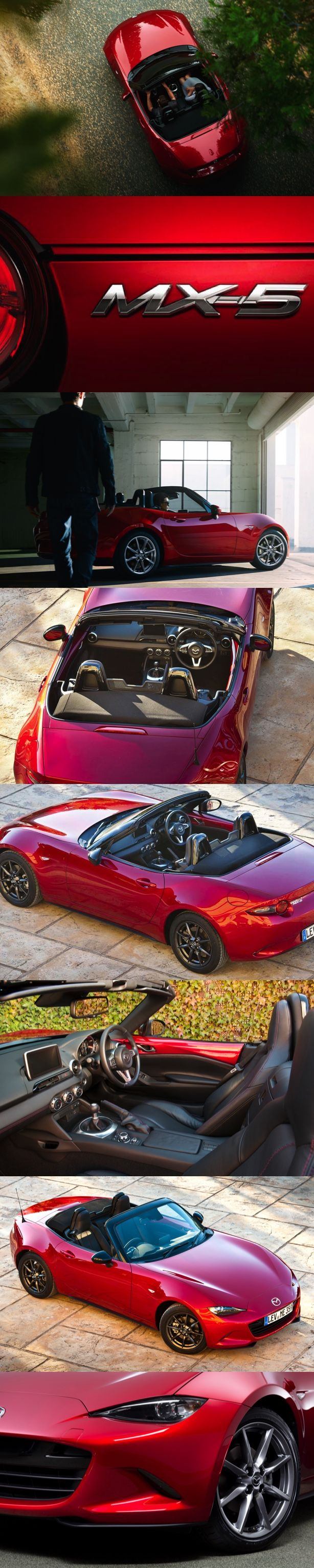 All-New MX-5 Debuts at 2015 Goodwood Festival of Speed.  2015 is a big year for Mazda at the 2015 Goodwood Festival of Speed. Gerry Judah's Central Feature sculpture will feature KODO: Mazda's 'Soul of Motion' design language.  The sculpture provides a spectacular backdrop to the event.  The highly anticipated new MX-5 sports car will be in action during the Moving Motor Show.  #Mazda #MX5 #GerryJudah #Goodwood #FOS
