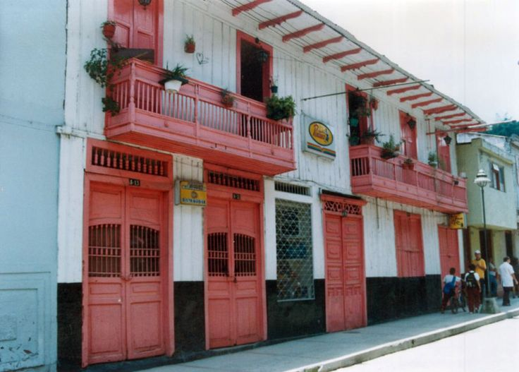 Balcones Coloniales Casa de los Cuartas Fresno Tolima