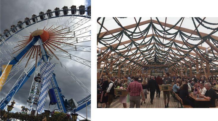 Oktoberfest in Munich, Germany! #Oktoberfest #Munich #TravelBlog