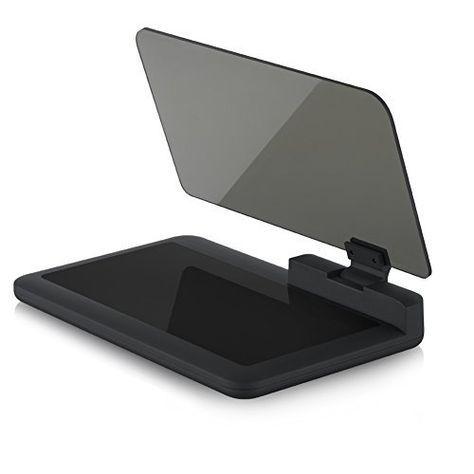 Safego Universal HUD Head Up Display Support GPS Navigation de Voiture Projecteur D'affichage l'Image Réflecteur pour Smart Phones…