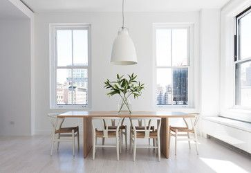RES4 - Union Square Loft - Dining Room - contemporary - Dining Room - New York - Resolution: 4 Architecture
