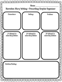 Use this narrative writing packet to walk your students through the writing process. They will have fabulous narrative stories! Meets CCSS.