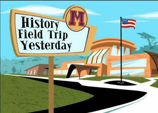"They weren't above being smart asses. | Community Post: 27 Signs From ""Kim Possible"" That Proved Middleton High Was The Best School"