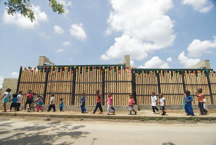 daniel-feldman-and-ivan-quinones-el-guadual-early-childhood-center - designboom | architecture